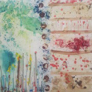 #ANTHROPOCENE-1 50 x 50 cm