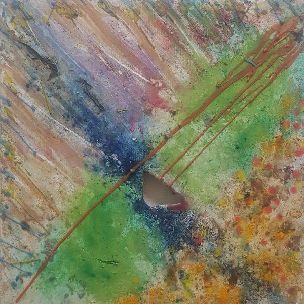 #ANTHROPOCENE-2 50 x 50 cm