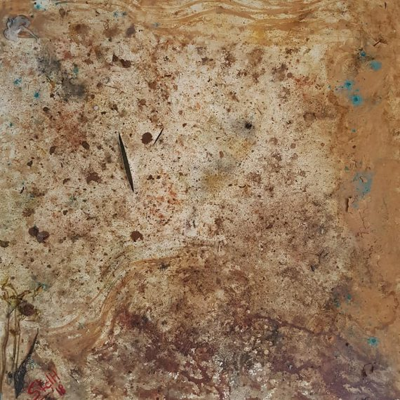 #MAMAWÉ 100 x 100 cm
